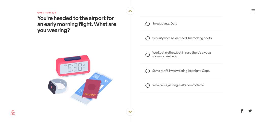 Airbnb2 - Quiz example