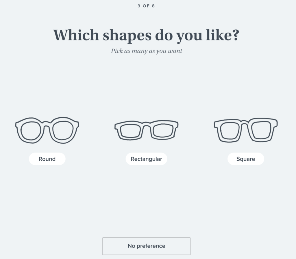 Warby4 - Quiz example