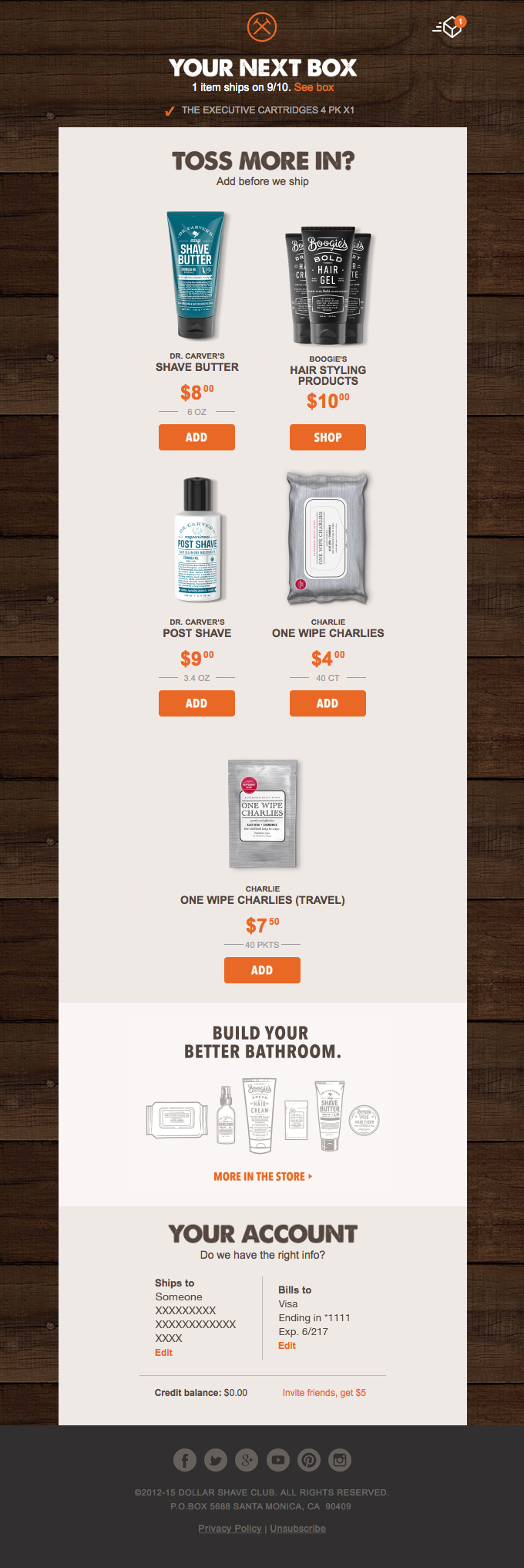 DollarShaveClub_Upsell_timely
