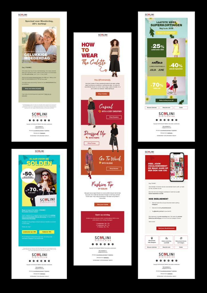 Email campagnes voor maximum impact